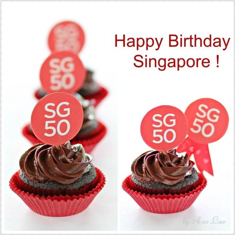 Happy 50th Birthday Singapore!