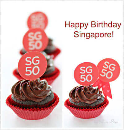 Happy 50th Birthday Singapore!