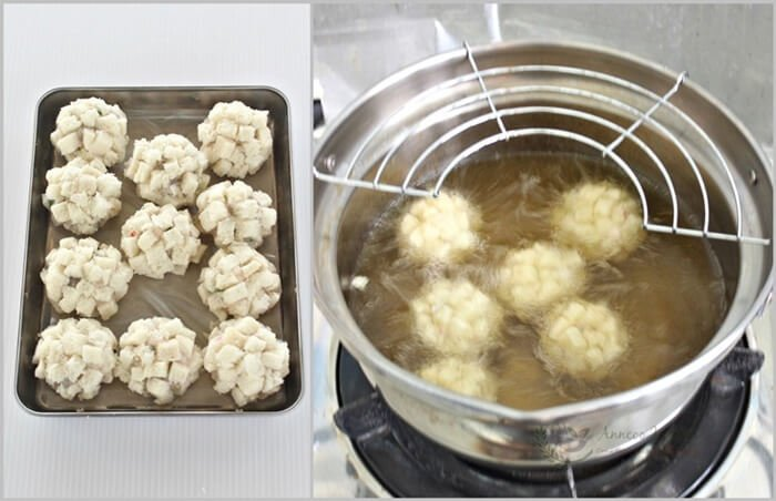 deep fried prawn fish ball 1c