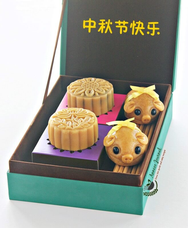 Happy Mid-Autumn Festival ~ Mooncakes