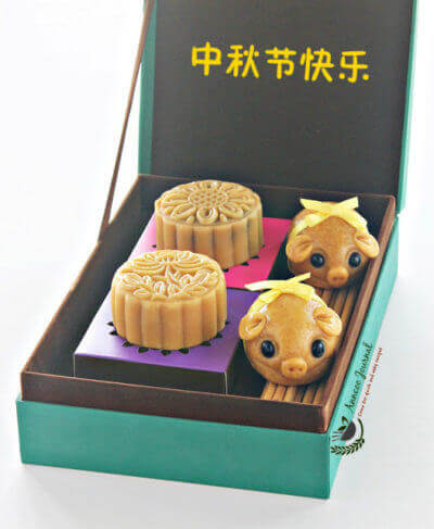 Happy Mid-Autumn Festival ~ Mooncakes 中秋节快乐 ~ 月饼