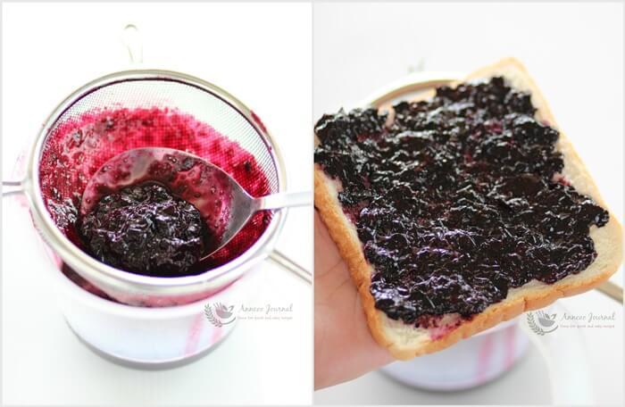 no-bake blueberry yogurt cheesecake 1b