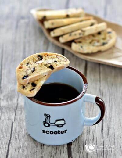 Almond Biscotti 意大利杏仁脆饼