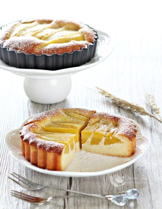 mango almond tart 074