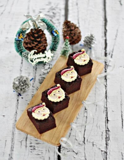 Yogurt Brownie 优格布朗尼 + Christmas Giveaway