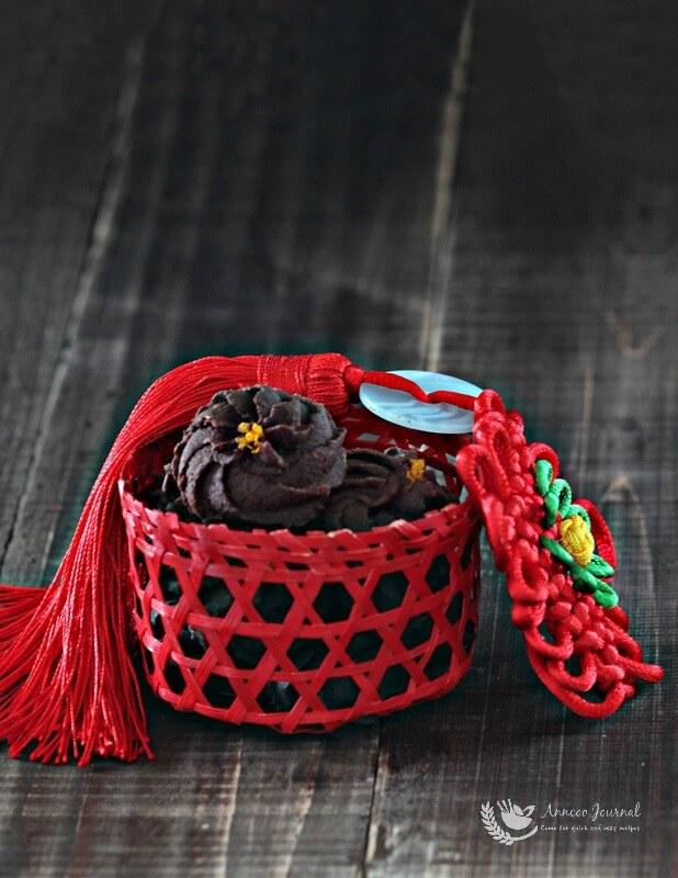 chocolate orange cookies 083