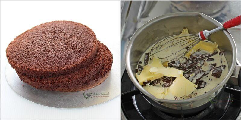 chocolate ganache cake 1c