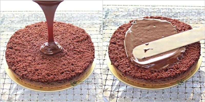 chocolate ganache cake 1d