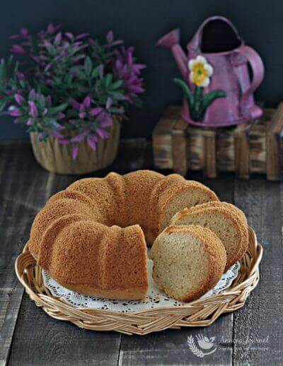 Honey Cake 蜂蜜蛋糕