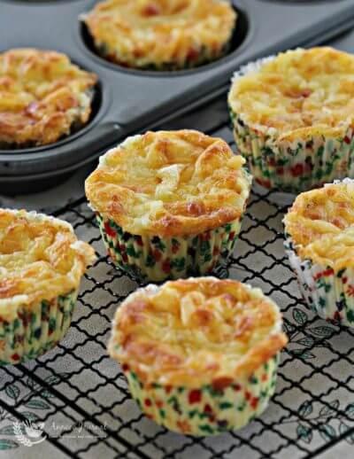 Bacon Potato Muffins 培根马铃薯玛芬