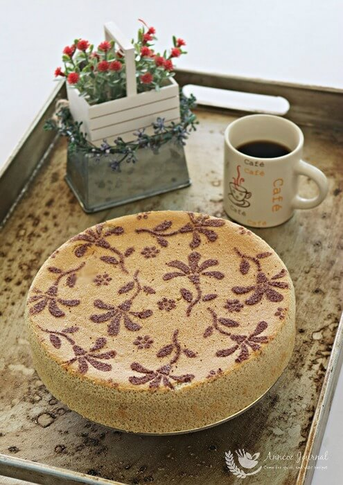 sponge chiffon cake 088