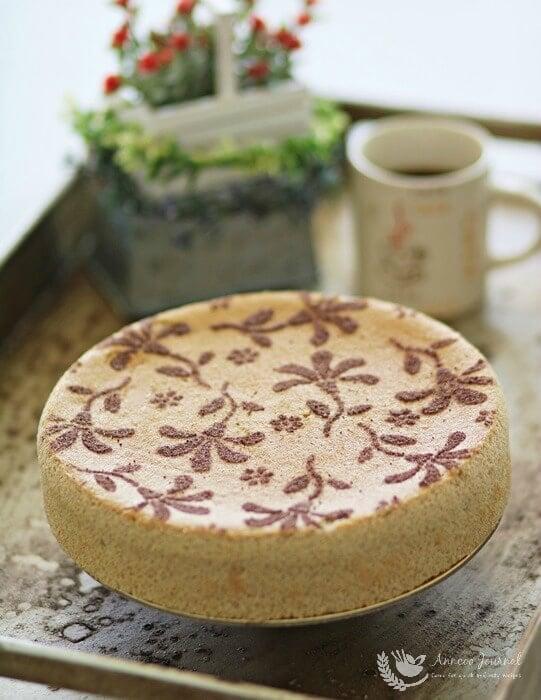 sponge chiffon cake 091