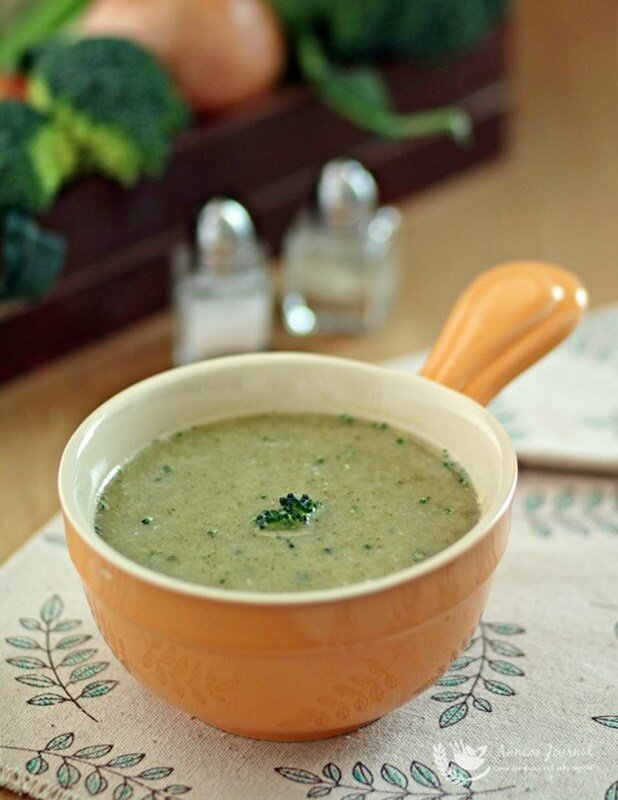 broccoli soup 078