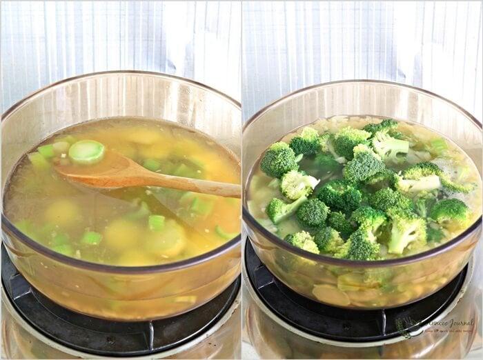 broccoli soup 1c