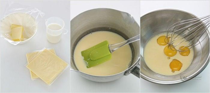 cheddar cheese chiffon cake 1a