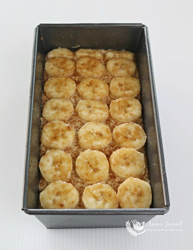 banana wholemeal cake 001