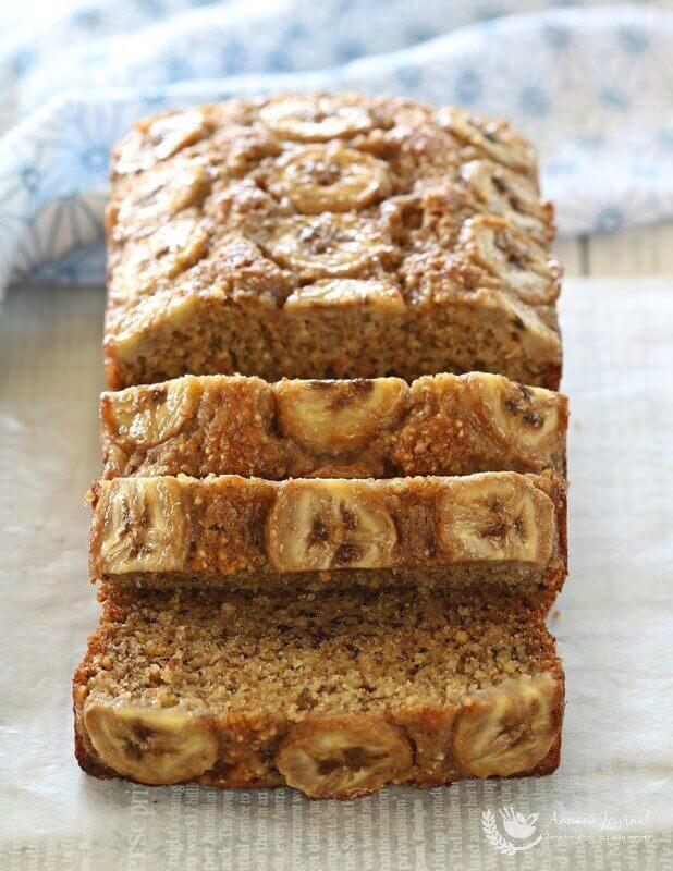 banana wholemeal cake 004