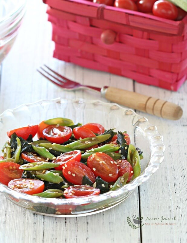 french-beans-tomatoes-and-wakame-salad-002