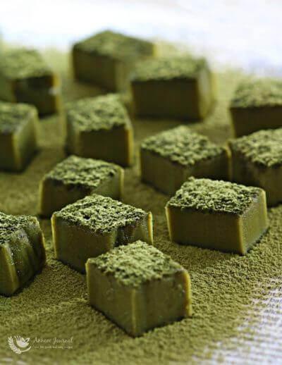 Matcha Brownies 抹茶布朗尼