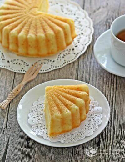Orange Butter Cake 香橙牛油蛋糕