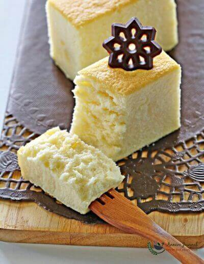 Cotton Cheesecake 海绵乳酪蛋糕