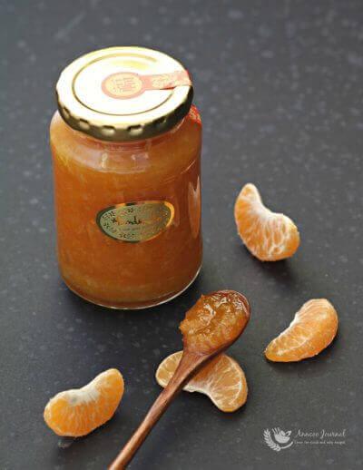 Mandarin Orange Marmalade 橘子果酱
