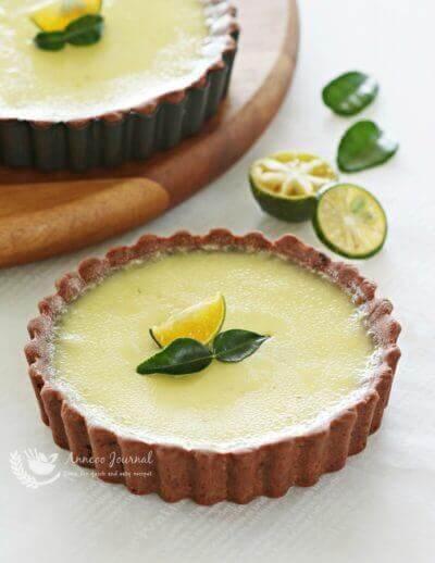 Lime Tart 酸柑塔