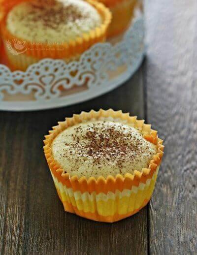 Cotton Yoghurt Small Cakes 酸奶小蛋糕