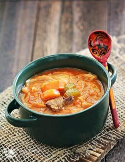 Borscht Soup 罗宋汤
