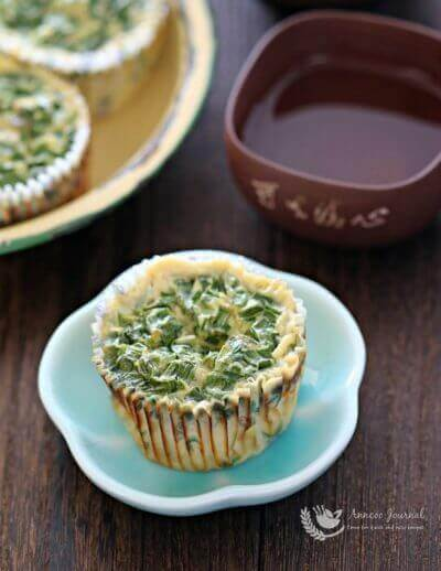 Chive Egg Cakes 韭菜蛋饼