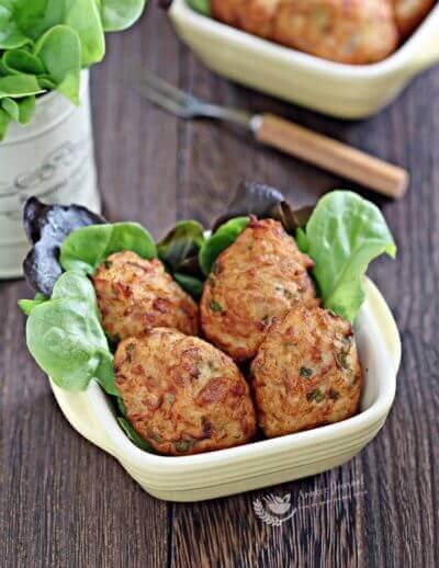Easy Tuna Snack 简易炸吞拿鱼饼