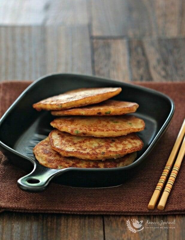 Chinese radish pancake