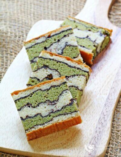 Topo Map Love Cake 地图蛋糕