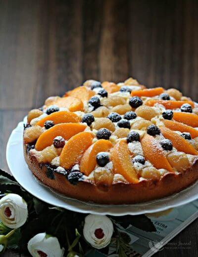 Revisited – Fruit Pastry Cake 水果蛋糕