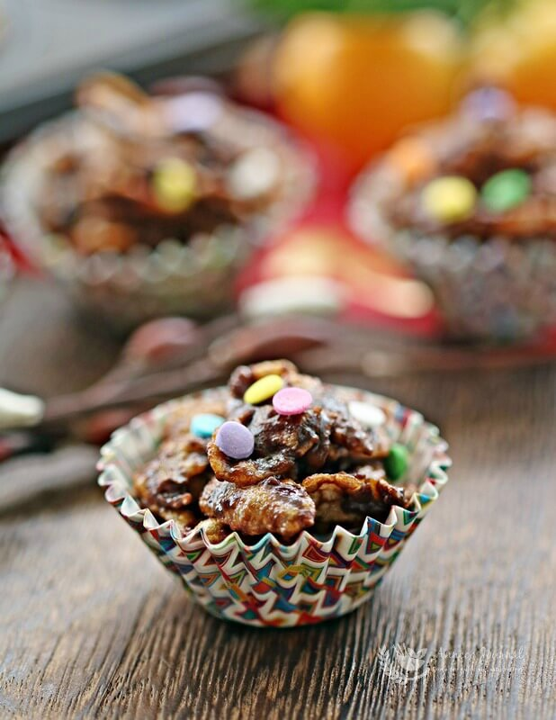 chocolate cornflakes cups