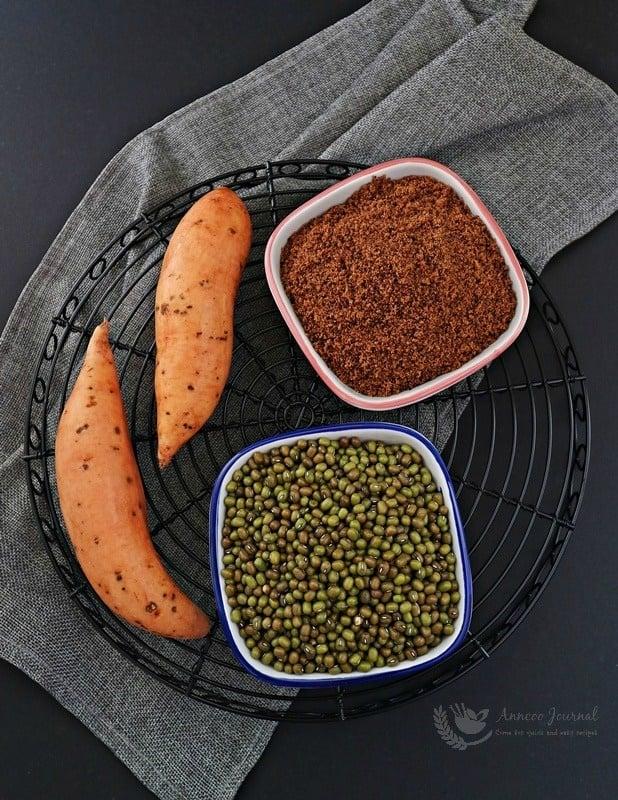 green bean sweet potato soup