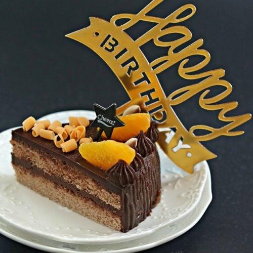 Fabulous Orange Chocolate Cream Cake Anncoo Journal Funny Birthday Cards Online Hetedamsfinfo