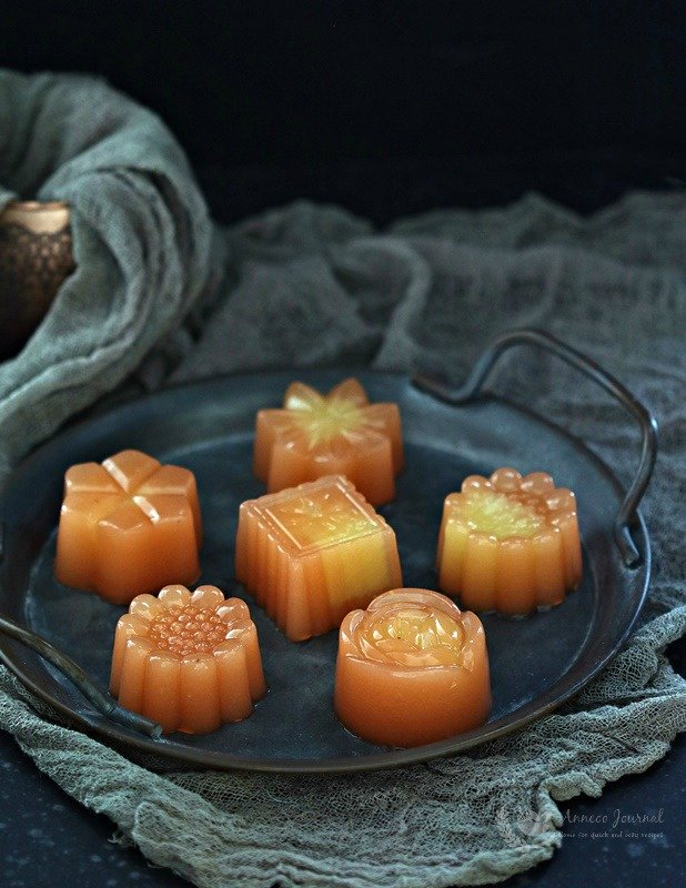 guava pineapple jelly