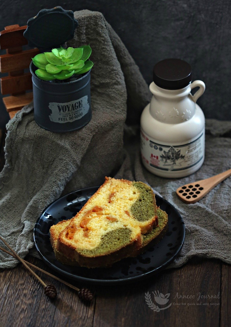 maple pumpkin pound cake
