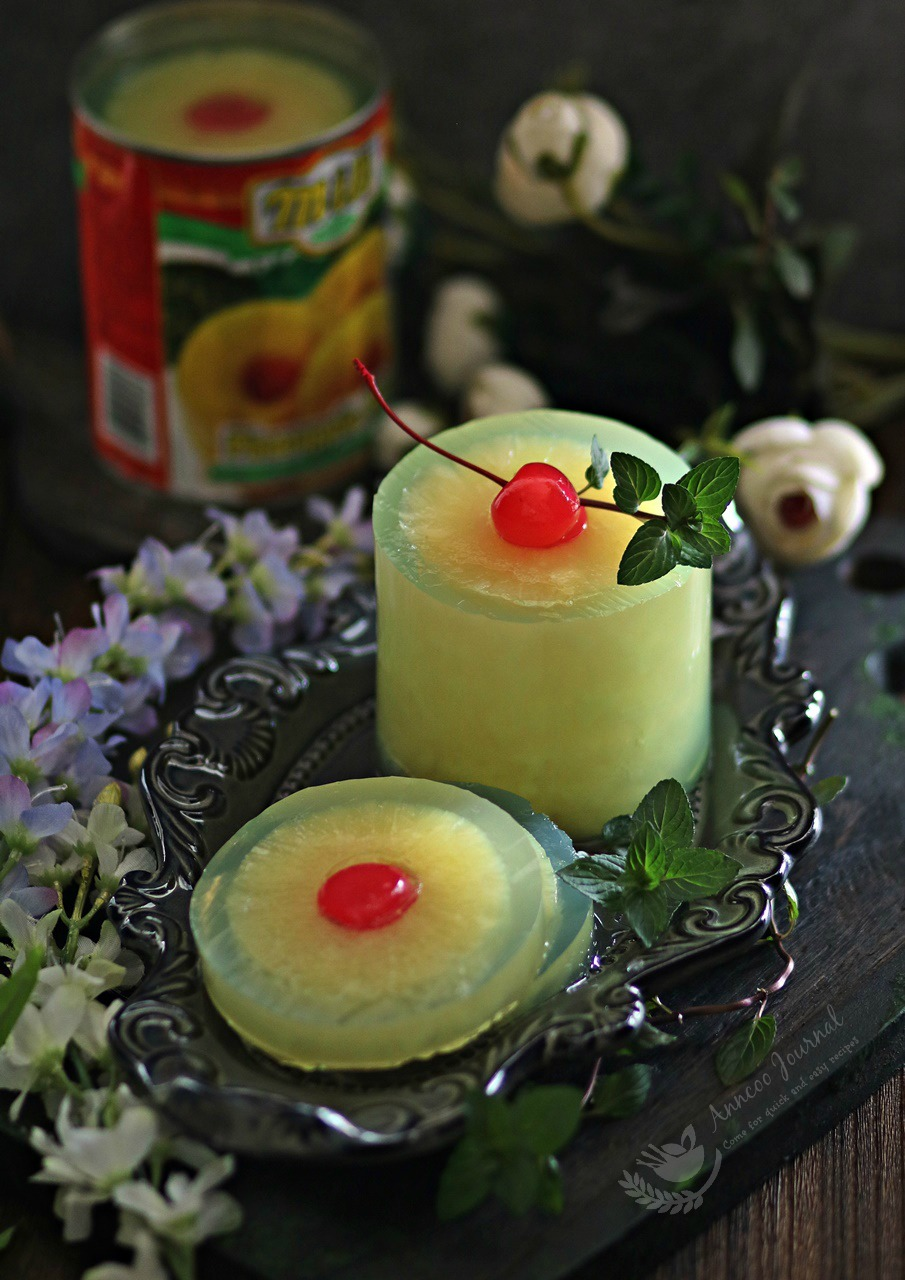 Pineapple Jelly in Can